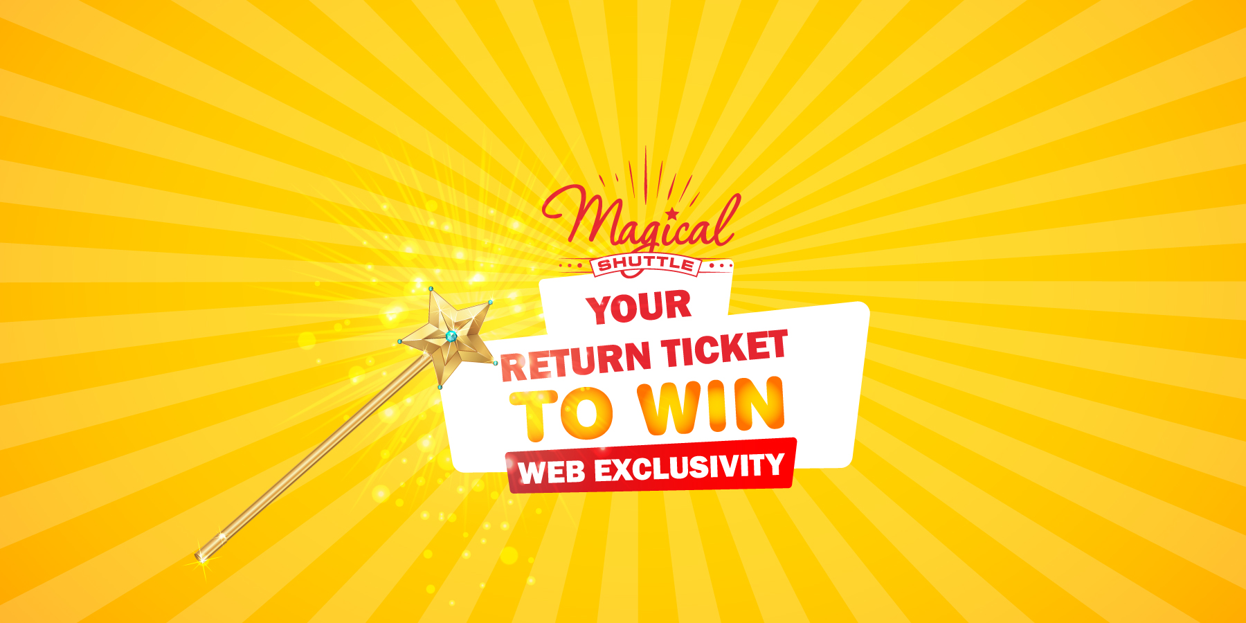 Win Your Magical Shuttle